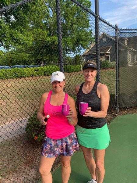 Hit Happy Tennis Tennis and Wine Tumbler (Pink) Review