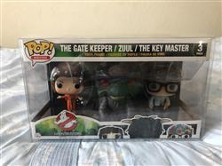 TREVOR L. verified customer review of PPJoe Ghostbusters 3 Pack (Triple) Pop Protector, Rock Solid Funko Vinyl Protection