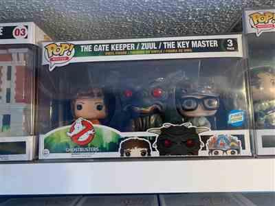 Marty Cheyne verified customer review of PPJoe Ghostbusters 3 Pack (Triple) Pop Protector, Rock Solid Funko Vinyl Protection