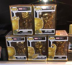 PPJoe Pop Protectors PPJoe Pop Protectors 4 Gold Edition, 0.50mm Thickness, Funko Vinyl Protection [5 Pack] Review