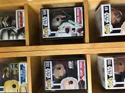 Michael N. verified customer review of PPJoe Pop Protectors 4 Star Wars, 0.45mm Thickness, Funko Vinyl Protection [10 Pack]