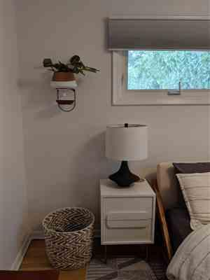 Birgit S. verified customer review of PRE-ORDER The Holistic Habitat Wall Mount Funnel Planter-White