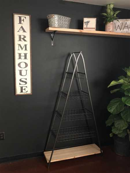 Holistic Habitat  A-Frame Basket Shelf Review