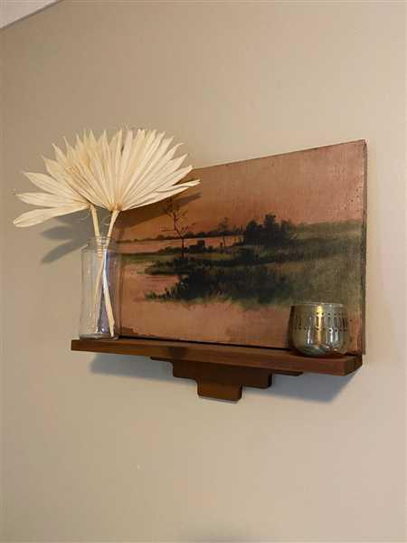 Kendra Everts verified customer review of Green Shores Stretched Canvas Art