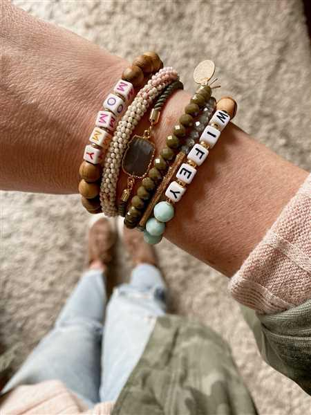 HorseFeathers Jewelry & Gifts Limited Edition Adjustable Cord + Gemstone Bracelet Review