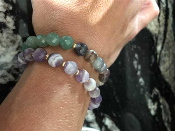 HorseFeathers Jewelry & Gifts Duet | Botswana Agate + Aventurine Bracelet Review