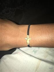 Nelsi verified customer review of Pulsera con Dije de Ángel de la Guarda