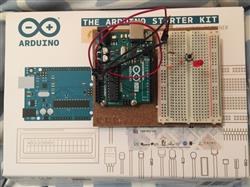 Thuy C. verified customer review of Arduino© Starter Kit