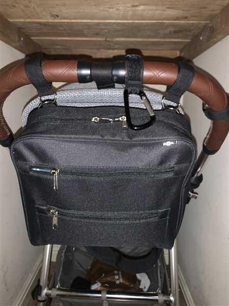 Lindsey Robinson verified customer review of BTR 'Shimmy' 2 in 1 Buggy Organiser & Mini Parent Bag