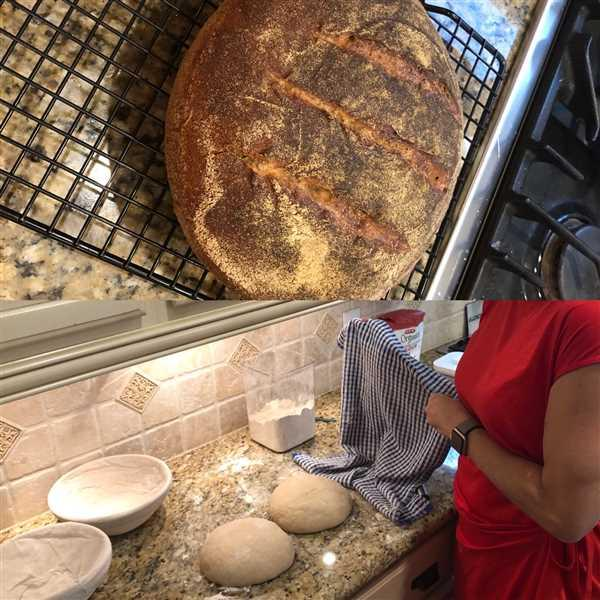 DIG + CO. The Heart of Sourdough Bread Baking - digital live workshop - May 31, 2020 Review