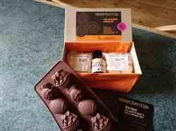 Anne Y. verified customer review of Easter Raw Chocolate Starter Kit