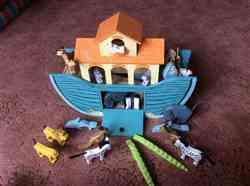 Dilys B. verified customer review of Le Toy Van Wooden Noah's Great Ark