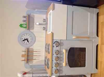 Patricia H. verified customer review of Tidlo Country Play Kitchen