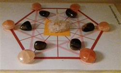 Nik D. verified customer review of Confidence Crystal Grid