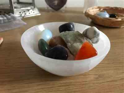 Eric Roberts verified customer review of Selenite Cleansing Bowl