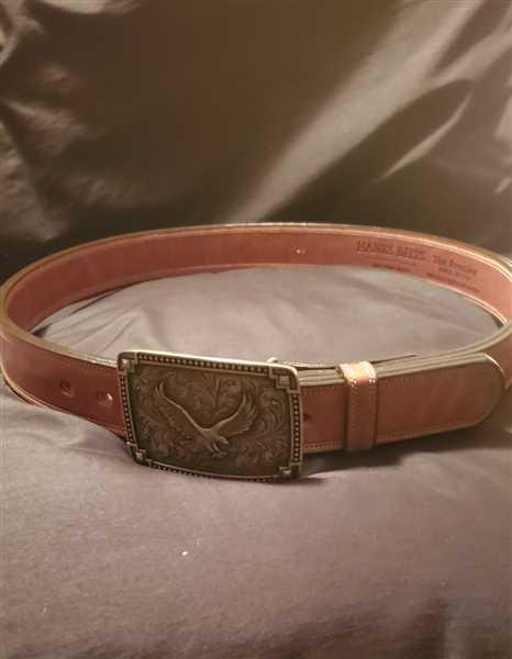 Hanks Belts The Premier 18oz Double Layer Gun Belt Review