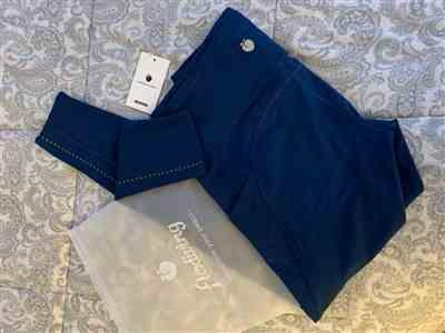 Rebekah Abdallah verified customer review of Indigo Peachy Pocket 2.0 Pant