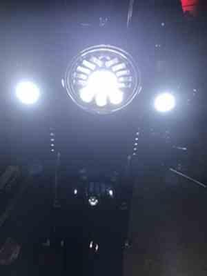 ryan smith verified customer review of RRI SigZ Front LED 1157 Turn Signals - Running Lights - Black Label Special Edition