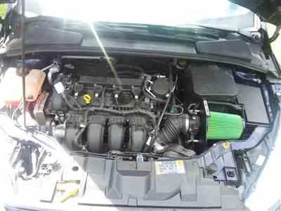 Matt E. verified customer review of FSWERKS Green Filter Cool-Flo Air Intake System - Ford Focus Duratec TiVCT 2.0L 2012-2018