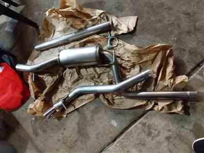 FSWERKS FSWERKS Stainless Steel Race Exhaust System - Ford Focus Coupe/Sedan 2000-2011 Review