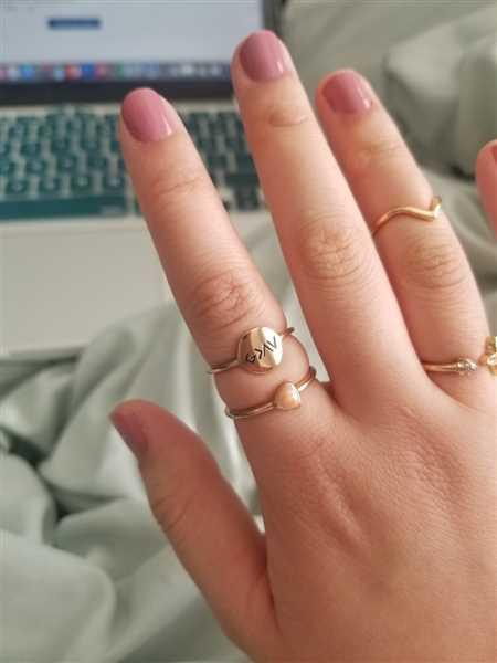 Elevated Faith Peach Ring Review