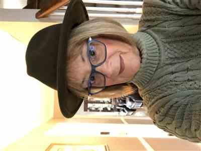 Susan Portner verified customer review of Willa Short Brim Hat