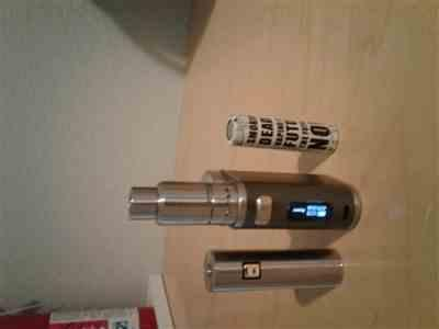 jeff s. verified customer review of Eleaf iStick Pico 21700