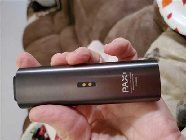 sherry Marts verified customer review of PAX 2 Vaporizer