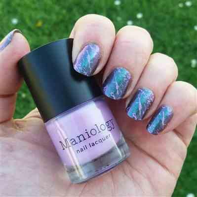 Maniology Electro Glo Collection: Monarch Dream Review