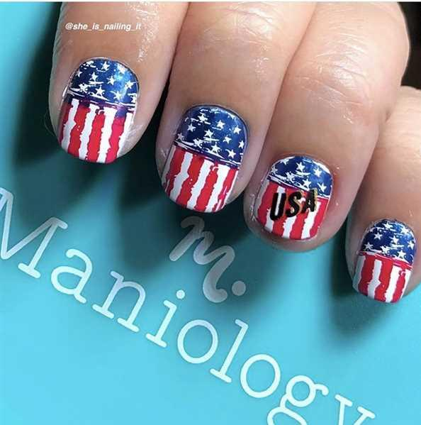 Maniology Occasions: Stars & Stripes (m054) Review