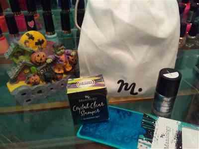J. Mulcahy verified customer review of Limited Edition: 4-Piece Boo Ya Halloween Nail Stamping Bundle
