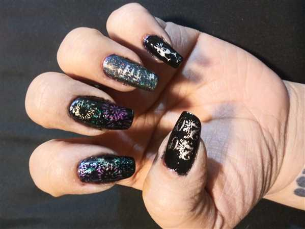 Victoria verified customer review of Soiree All Day: 3-Piece Metallic Stamping Polish Set