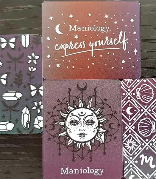 Maniology Spring 2020 Limited Edition: 4-Piece Scraper Card Collectors Set Review
