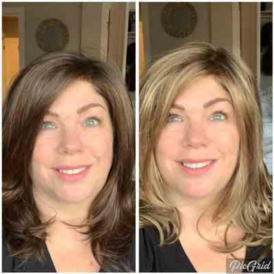 Colleen Feeney verified customer review of Love Love Love by Raquel Welch | Lace Front Wig