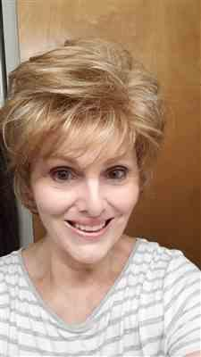 Kathy verified customer review of Jazz Petite by Jon Renau | Short Synthetic Wig