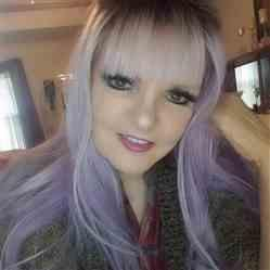 Anonymous verified customer review of Lilac Frost by HAIRDO | Long Colored Wig