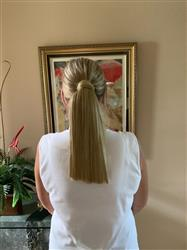 WigOutlet.com Aqua by Ellen Wille | Synthetic Ponytail (Wrap-Around) Review