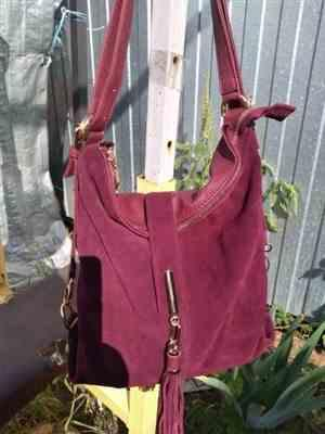 Boots N Bags Heaven Soft Suede Hobo Bag Review