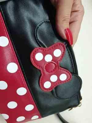 S***c verified customer review of Cute Mouse Cosmetic Bag