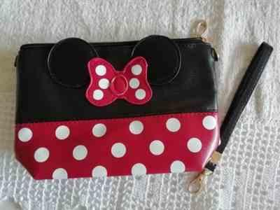 S***l verified customer review of Cute Mouse Cosmetic Bag
