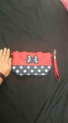 J***o verified customer review of Cute Mouse Cosmetic Bag