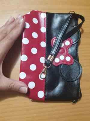 P***a verified customer review of Cute Mouse Cosmetic Bag