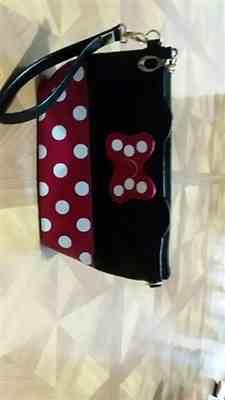 L***s verified customer review of Cute Mouse Cosmetic Bag