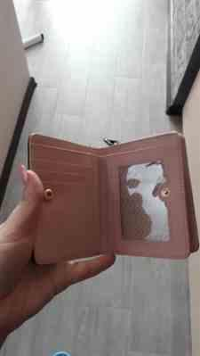 Boots N Bags Heaven Lovely Cat Short Leather Wallet Review