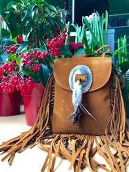 Boots N Bags Heaven Fringe Tassel Boho Bag Purse- Fringe Purse Review