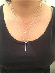 Stella Baines verified customer review of Multi-Layer Lariat Necklace