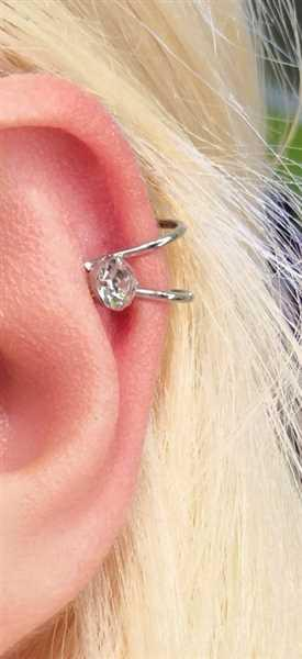 I***c verified customer review of Trend Setter Ear Cuff Earrings - Special Bundle