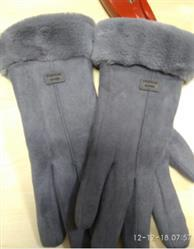 Sallie Veasey verified customer review of 2019 Plush Winter Gloves