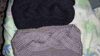 Boots N Bags Heaven Winter Crochet Knotted Turban Review