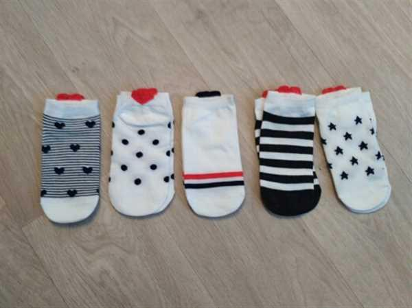 J***M verified customer review of 5 Pairs Cute Colorful Red Heart Ankle Socks
